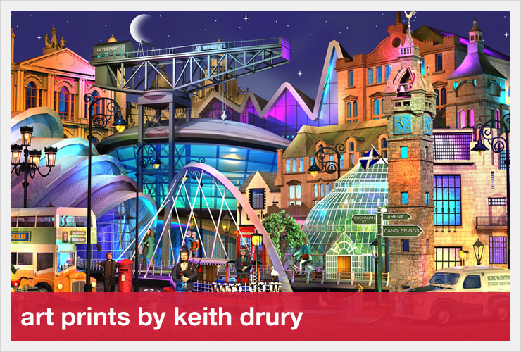 Keith Drury Prints